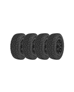 Set of 4 Toyo Open Country A/T III