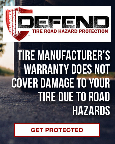 Sonsio Road Hazard Warranty Program Information